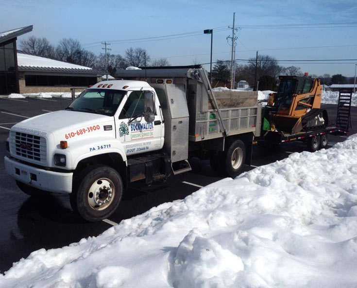 Buckwalter Landscape Services - Snow Removal, Snow cleanup