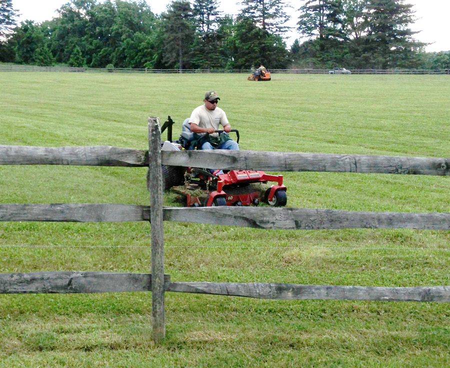Groundskeeping services in Reading, PA